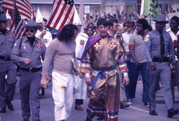 1970s KKK MARCH IN FLORIDA