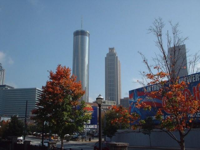 Downtown Atlanta 2006