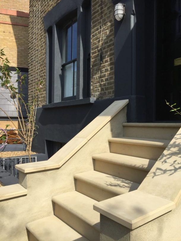 front step yorkstone angle 1