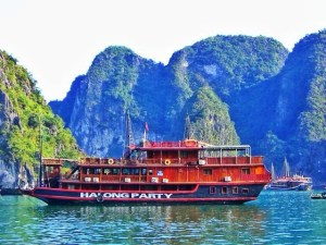 Halong Party Boat