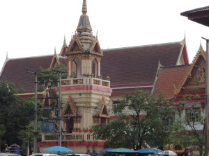 Wat Bang Phra Tattoo tempel