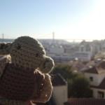Aussicht in Lissabon