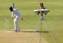 ICC bowling machine
