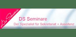 DS SEMINARE, DIE SEKRETÄRIN, Karlsdorf - mehrjährige Zusammenarbeit