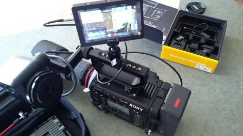 Medium Of Blackmagic Video Assist