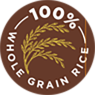 100% Whole Grain logo