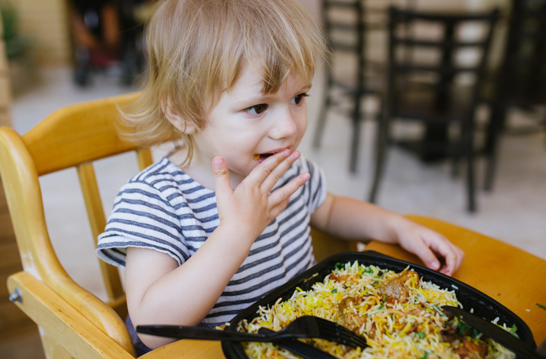 Hinode rice: kids love dishes made with our wholesome long grain rice.