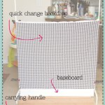DIY – Photo Backdrop Stand