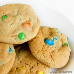 M&M's Crispy Cookies