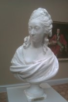 statue bust - not author's photo