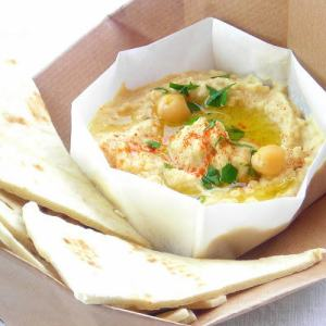 Simply Delicious: Hummus - Chickpea Spread