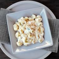 Pressure Cooker Mac & Cheese Italian Style!