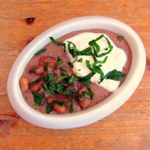 Frijoles - not re-fried beans: Mexican Pressure Cooker Recipes