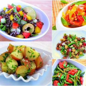 FRESH! Five Fast Pressure Cooker Salads