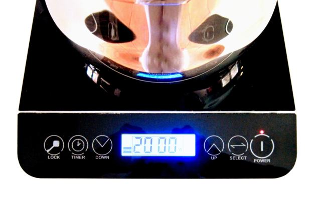 Pressure Cooking with Induction