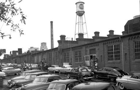 Historical Photo American Tobacco Company