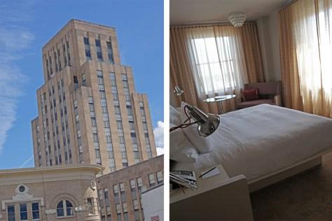 Luxury Hotel | 21C | Durham, NC
