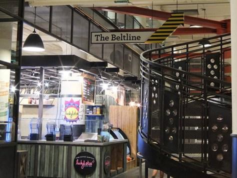 New Beltline 780