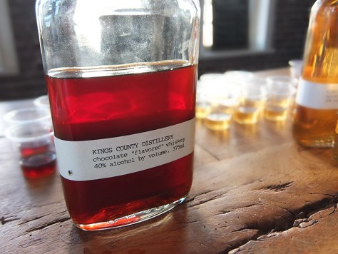 Kings County Chocolate Whiskey - Hipstorical