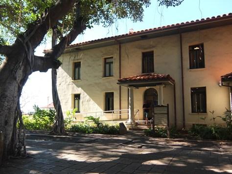 Lahaina Courthouse Maui