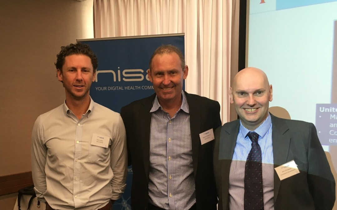 First ever HISA Breakfast event in Perth!