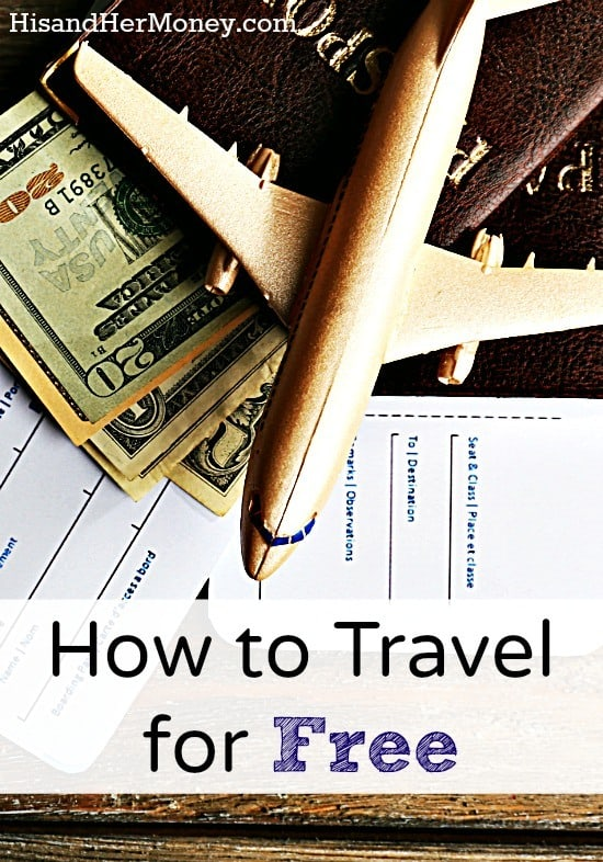 Learn How to Travel For Free