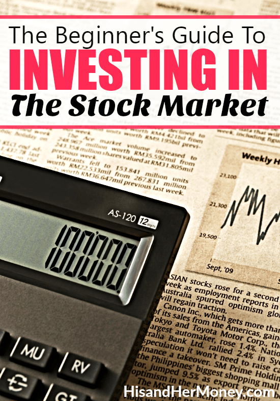 Help me get started in the stock market?
