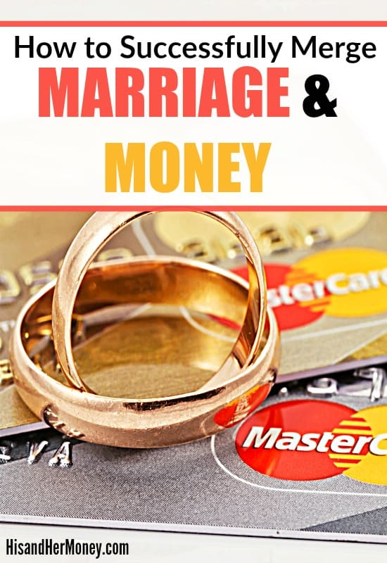How to Successfully Merge Marriage and Money