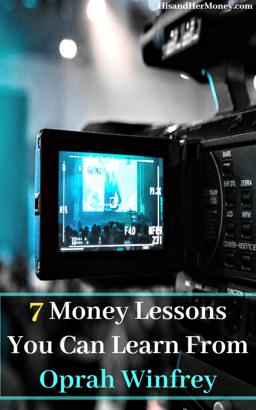 7 Money Lessons You Can Learn From Oprah Winfrey