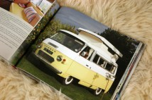 page in My Cool Campervan featuring a yellow Commer