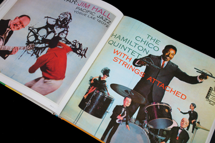 Chico Hamilton Quintet LP cover