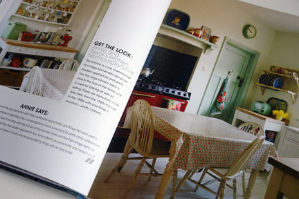 Annie's home featured in Style Your Modern Vintage Home