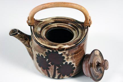 Vintage Briglin Pottery teapot