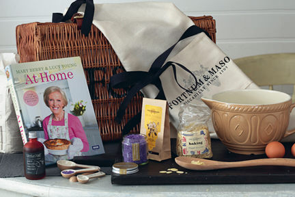 Fortnum & Mason's new baking hamper