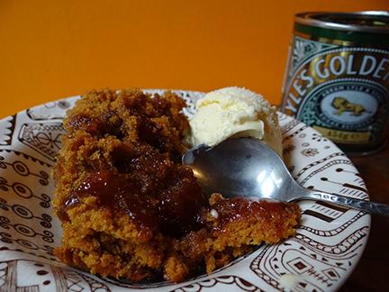 Cakes & Bakes: Super sticky syrup sponge