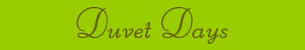 Duvet Days banner