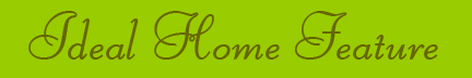 """Ideal Home Feature"" blog post banner"
