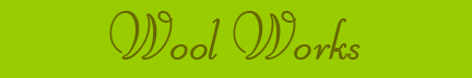 &quot;Wool Works&quot; blog post banner
