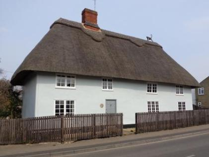 Thatched House on Cottenham Road