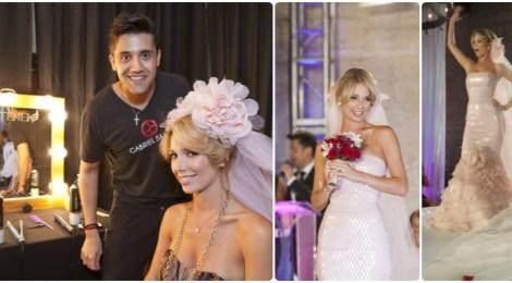 Alessandra Villegas de novia