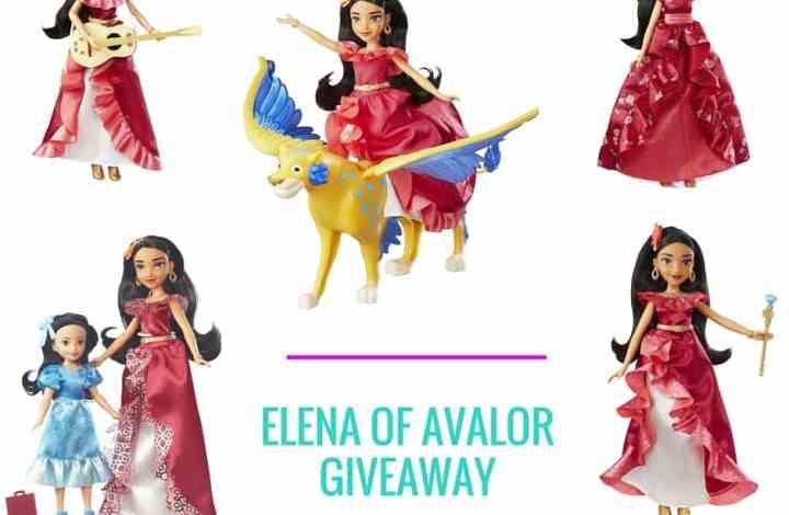 Win This Amazing Elena Of Avalor Doll Set!