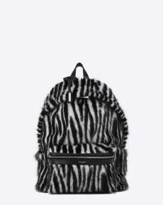 saint laurent bag stripes