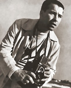 Repórter fotográfico Jean Manzon
