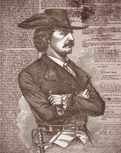 "Jean Laffite, the privateer ""bos"" of Barataria"