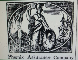 Phoenix Fire Insurance which Chew & Relf sold