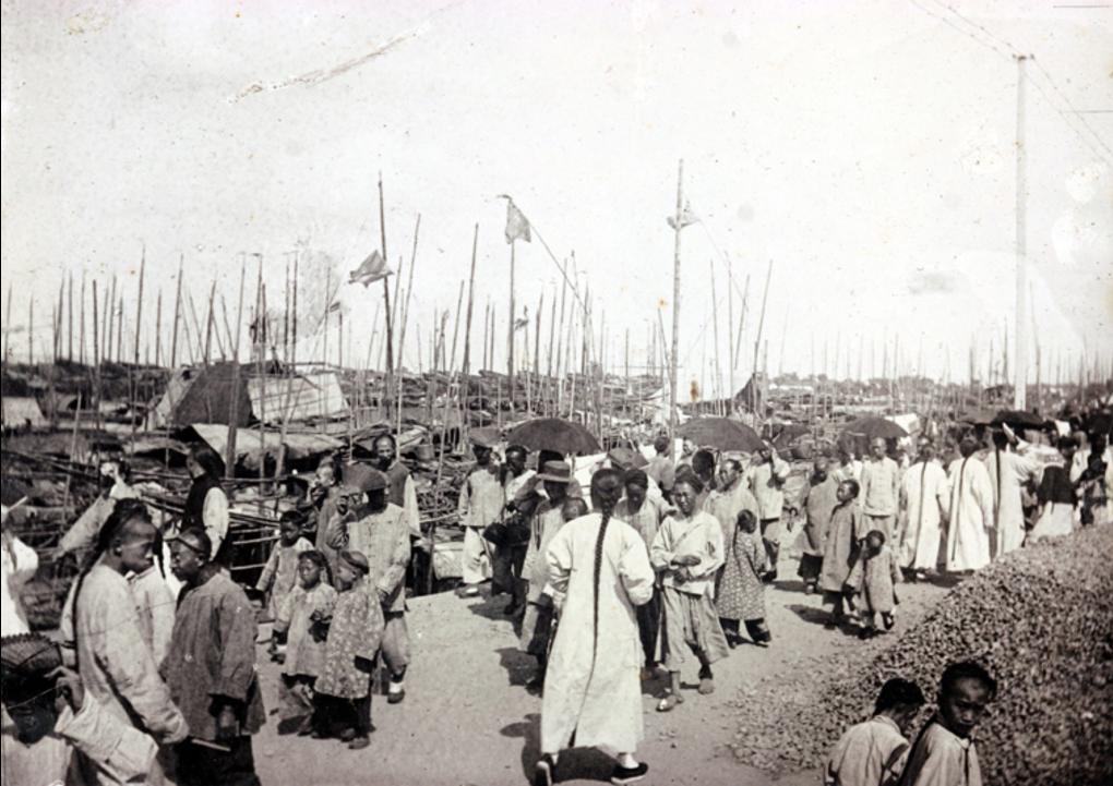 Chinese Bund 1899-1904
