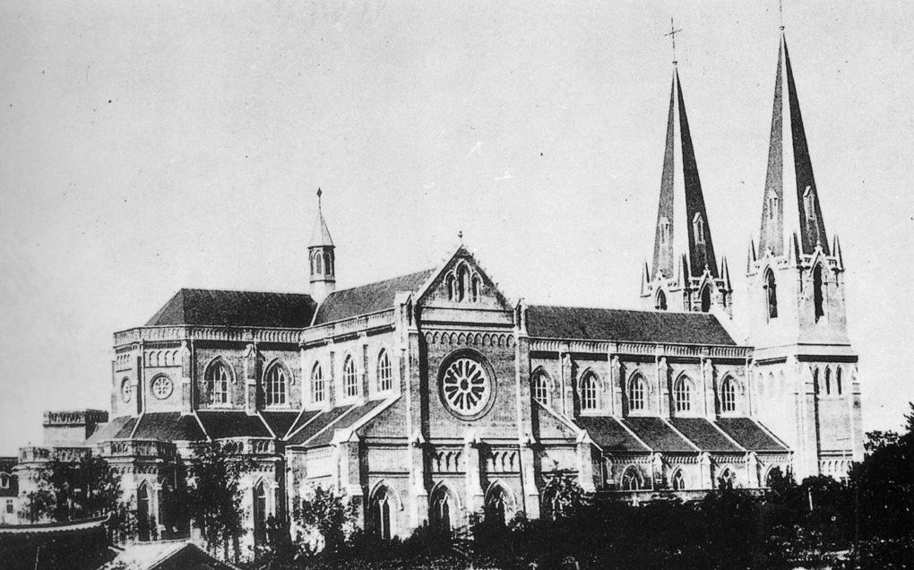 St Ignatius Cathedral 1920s
