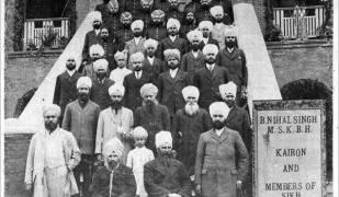 Sikh group