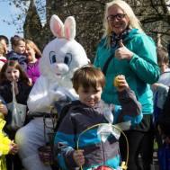 Easter Egg Hunt  2014 winner