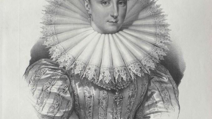 Mniszkowa, Marina Fürstin